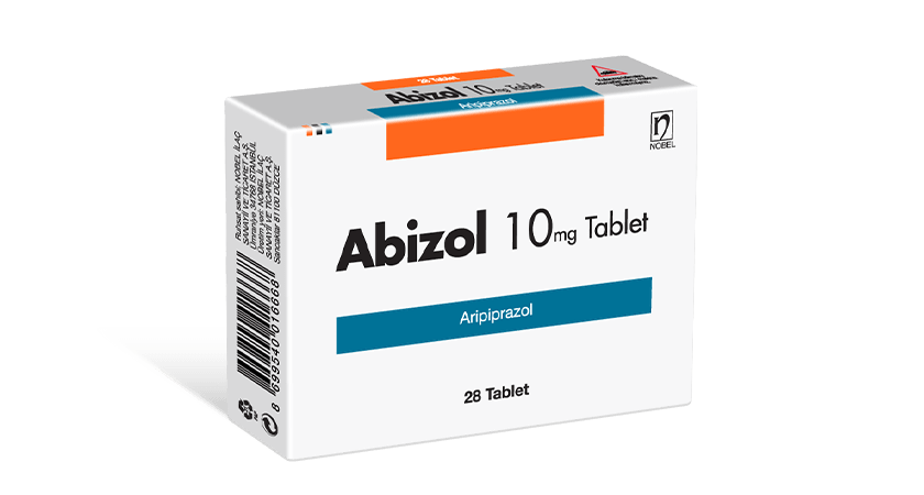 Abizol 10mg 28 Tablet