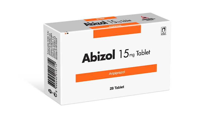 Abizol 15mg 28 Tablet