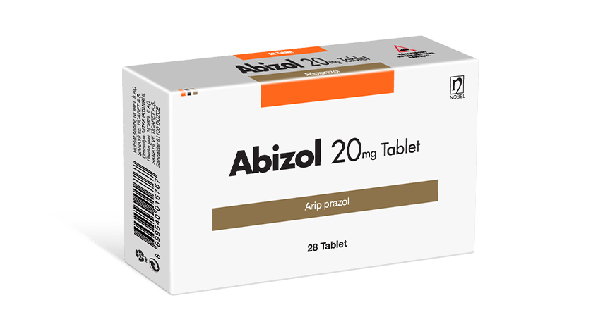 Abizol 20mg 28 Tablet