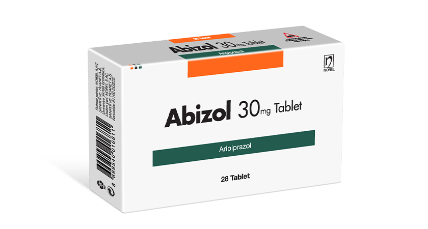 Abizol 30mg 28 Tablet