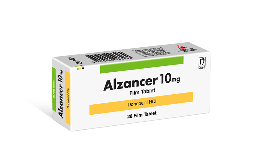 Alzancer 10mg 28 Tablets