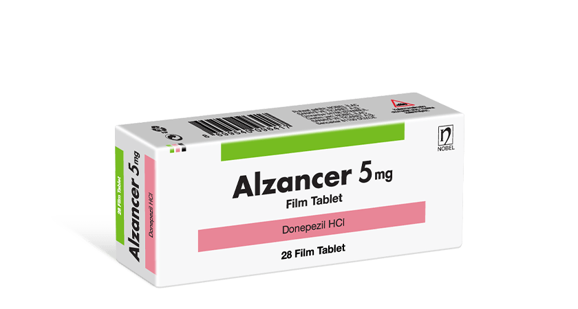 Alzancer 5mg 28 Tablets