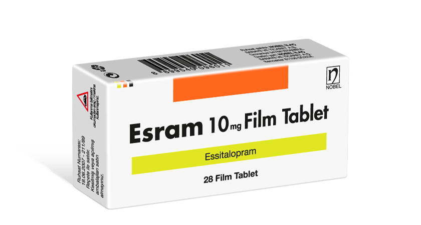 Esram 10mg 28 Tablet