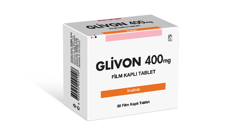 Glivon 400mg 30 Tablets