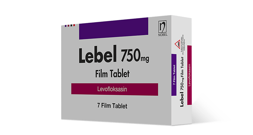 Lebel 750mg Film Tablet