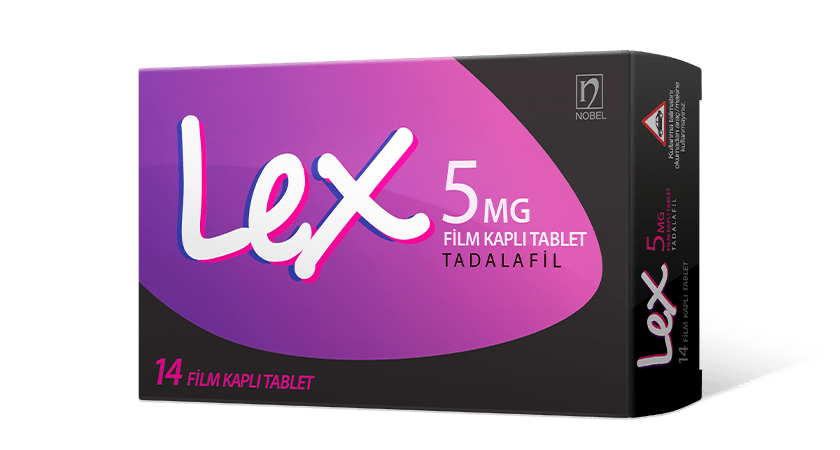 Lex 5mg 14 Film Kaplı Tablet