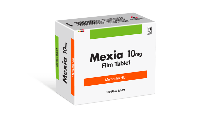 Mexia 10mg 100 Tablets