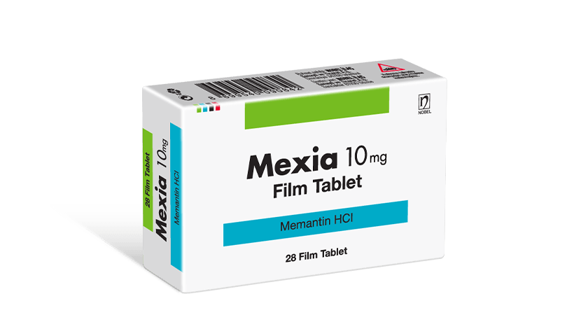Mexia 10mg 28 Tablet
