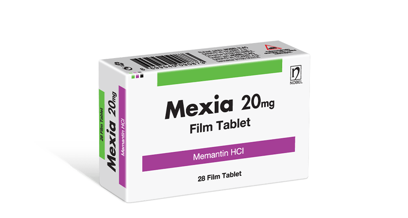 Mexia 20mg 28 Tablets