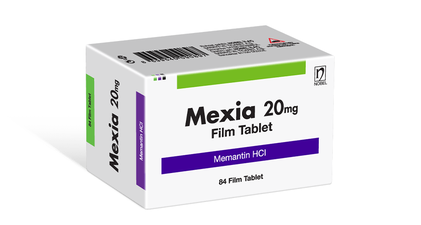 Mexia 20mg 84 Tablet