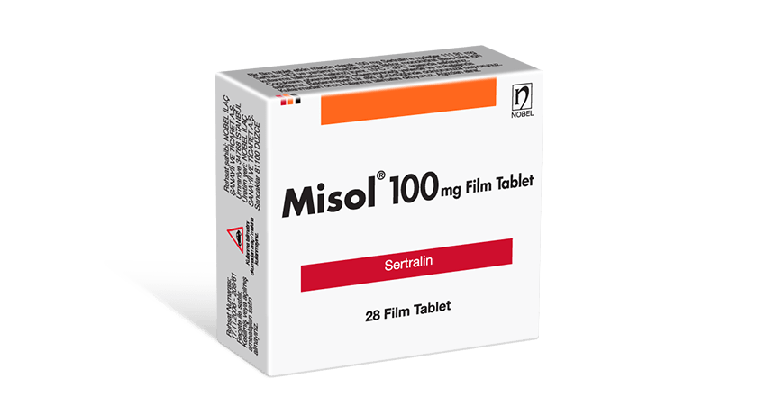 Misol 100mg 28 Tablets