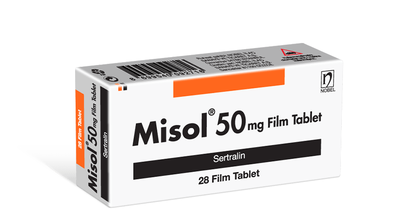 Misol 50mg 28 Tablets