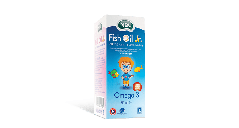 NBL Fish Oil Jr