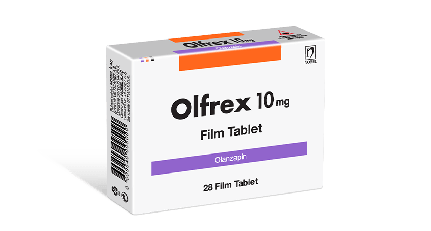 Olfrex 10mg 28 Tablets
