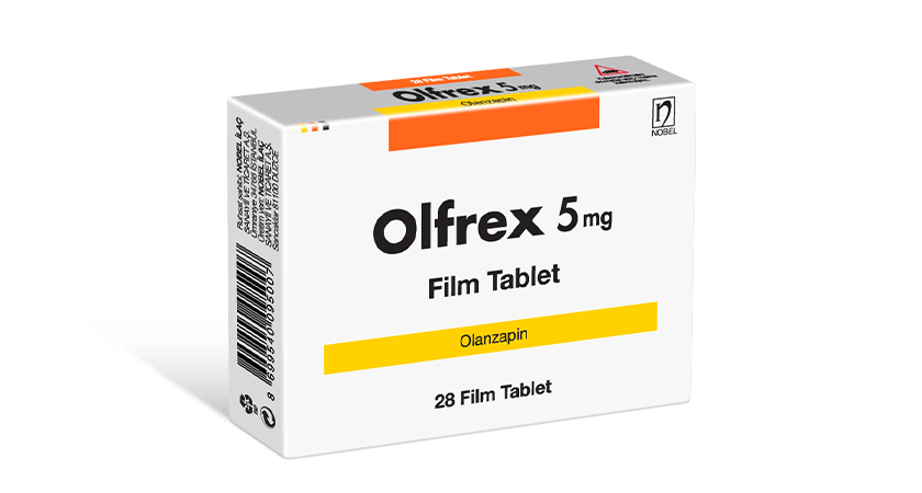 Olfrex 5mg 28 Tablets