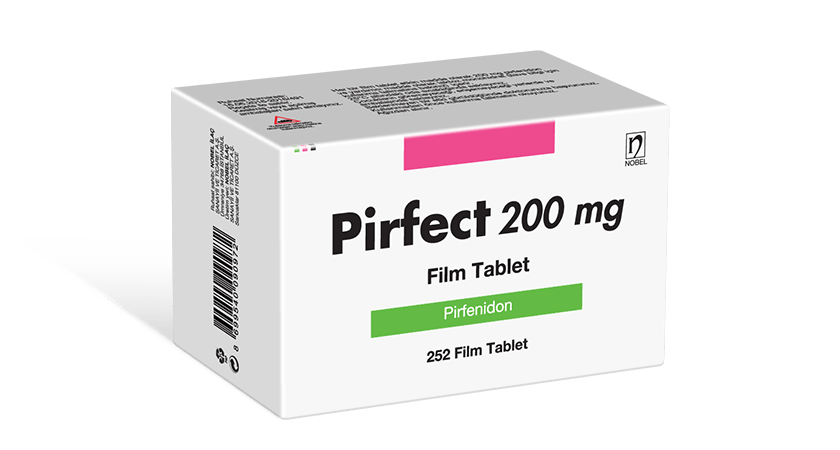Pirfect 200mg 252 tablet