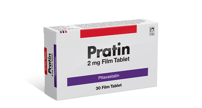 Pratin 2mg Film Tablets