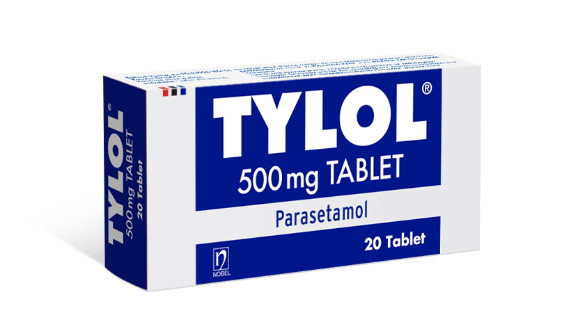 Tylol 500 mg Tablets
