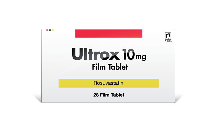 Ultrox 10mg 28 Film Coated Tablets