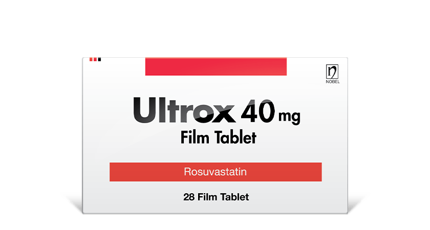 Ultrox 40mg 28 Film Coated Tablets