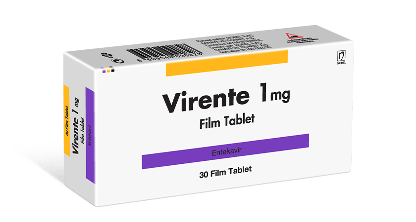 Virente 1mg 30 Film Tablet