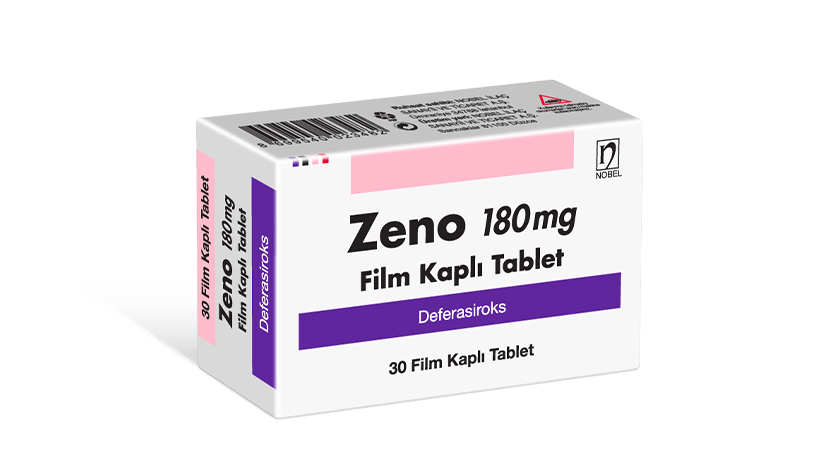 Zeno 180mg 30 Tablet