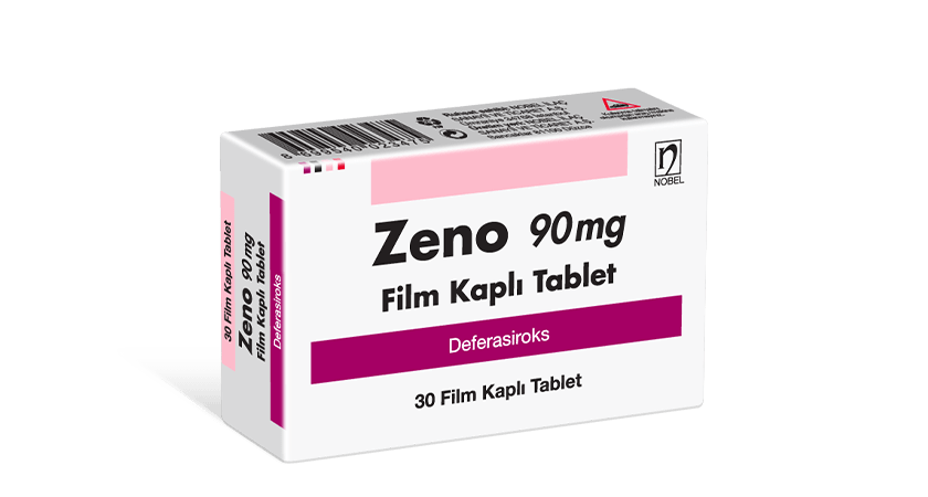 Zeno 90mg 30 Tablet