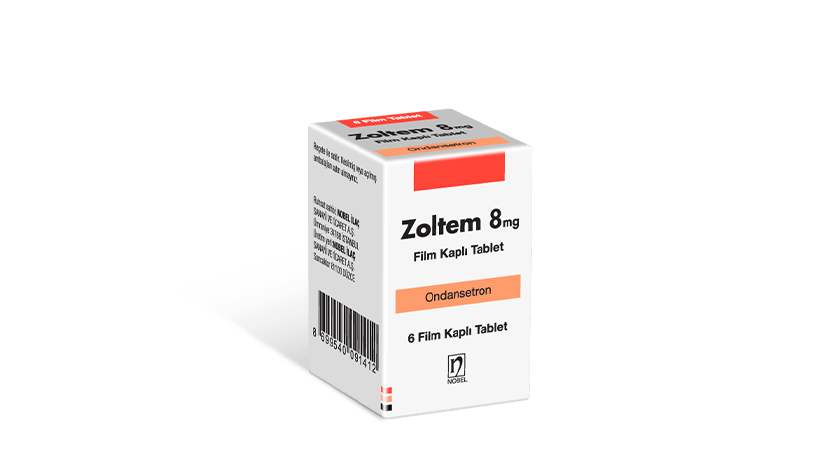 Zoltem 8mg Film Kaplı Tablet